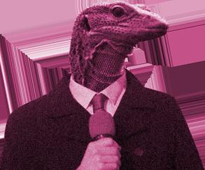 Пресса и рептилоид о награде